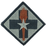 Patch, 32nd Medical Brigade, Color