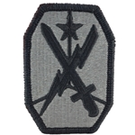 Patch, 40th Armored Brigade, Color