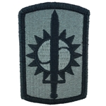 Patch, 8th Military Police Brigade, MultiCam®