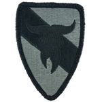 Patch, 21st Cavalry Brigade, Color