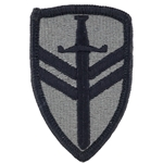 Patch, 2nd Support Command ACU with Velcro®