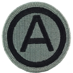 Patch, 3rd Army ACU with Velcro®