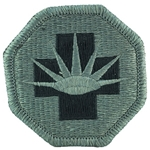Patch, 8th Medical Brigade ACU with Velcro®