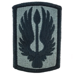 Patch, 18th Aviation Brigade without Airborne Tab ACU with Velcro®