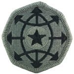 Patch, Criminal Investigation Command ACU with Velcro®