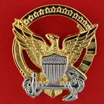 Badge, Dental Technician, Marine Corps USN Subdued