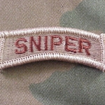 Patch, SNIPER Tab Desert