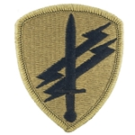 Patch, Civil Affairs & Psychological Operations Command MultiCam® without Airborne Tab with Velcro®