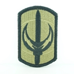 Patch, 228th Signal Brigade, MultiCam® with Velcro®