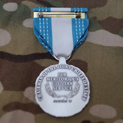 Chairman of the Joint Chiefs of Staff Joint Distinguished Civilian Service Award