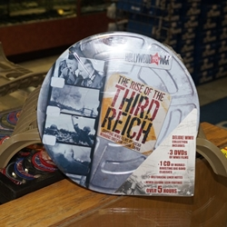 The Rise of the Third Reich Collectible Tin Dvd Set New