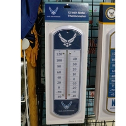 Military Metal Thermometers, Uniformed Services, U.S. Air Force