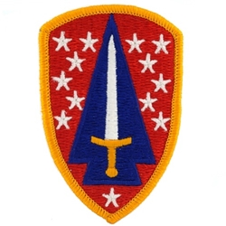 eagles of war patch 1st security force assistance brigade sfab