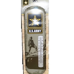 Military Metal Thermometers, Official Licensed Product of the U.S. Army, Type 2