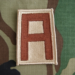 Patch, 1st Army, Desert