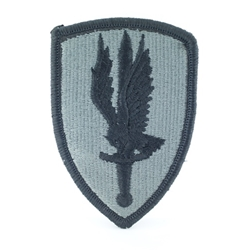 Patch, 1st Aviation Brigade, ACU with Velcro®