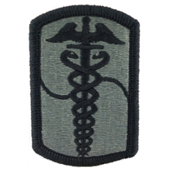 65th Medical Brigade ACU With VelcroR Patch 416th Engineer Command