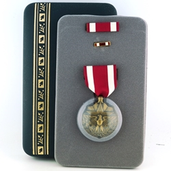 USAFRES Air Reserve Forces MSM Meritorious Sevice Medal award citation ribbon