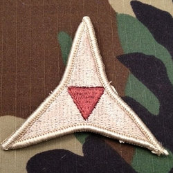 Patch, 1st Aviation Brigade, Desert