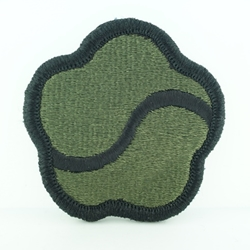 Patch, 19th Sustainment Command, Color