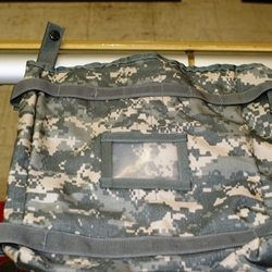 Molle II, Radio Pouch, Army Combat Uniform (ACU), Universal Camouflage  Pattern (UCP)