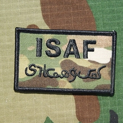 ISAF, MultiCam® Patch with Velcro®, Type 2H
