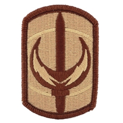 FULL COLOR Overig Accessoires, losse onderdelen 228TH SIGNAL BRIGADE PATCH