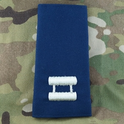 Rank, Air Force, O-3 Captain (CPT), Epaulets, Male, Obsolete, Pair