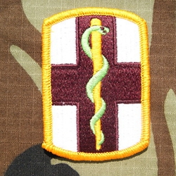 Patch, 1st Medical Brigade Color