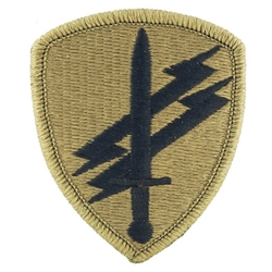 Patch, U S  Army Civil Affairs & Psychological Operations Command, without  Airborne Tab, OCP / MultiCam® / Scorpion with Velcro®